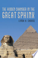 The Hidden Chamber in the Great Sphinx Book