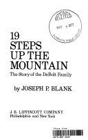 19 Steps Up the Mountain