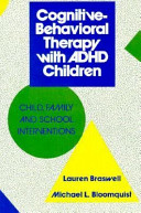 Cognitive behavioral Therapy with ADHD Children