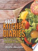 Mo s Kitchen Diaries