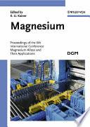 Magnesium Book PDF