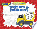 Pencil  Paper  Draw   TONKA Diggers and Dumpers