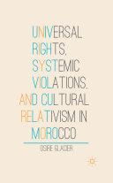 Pdf Universal Rights, Systemic Violations, and Cultural Relativism in Morocco Telecharger