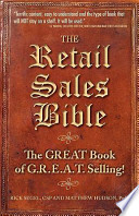 The Retail Sales Bible
