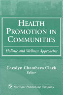 Health Promotion in Communities Book PDF
