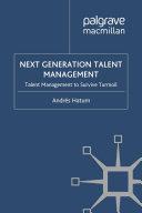 Next Generation Talent Management