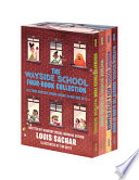 The Wayside School 4-Book Box Set