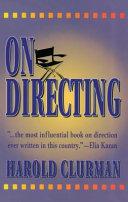 On Directing