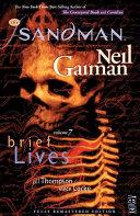 Sandman Brief Lifes Vol 7 New Ed