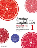 American English File  Level 1  Student Book Pack