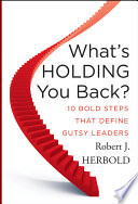 Read Online What's Holding You Back? Epub