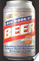 The Big Book O  Beer Book