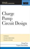 Charge Pump Circuit Design Book