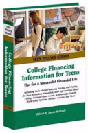 College Financing Information for Teens