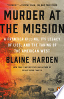 Murder at the Mission Book