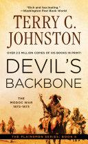 Devil's Backbone ebook