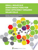 Small-Molecule Semiconductors for High-Efficiency Organic Solar Cells