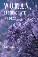 Woman  Running Late  in a Dress
