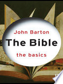 The Bible  The Basics