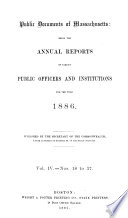 Public Documents of Massachusetts