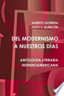 Del Modernismo A Nuestros Dias Book PDF