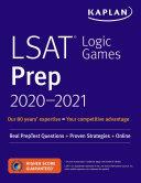 LSAT Logic Games Prep 2020 2021