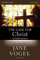The Case for Christ   The Case for Faith