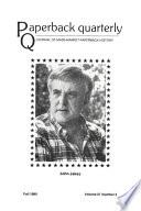 Paperback Quarterly Vol 3 No 3 Fall 1980
