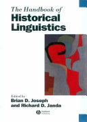 The Handbook of Historical Linguistics