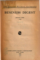 Business Digest and Investment Weekly