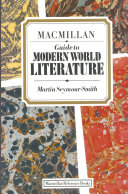 Pdf Guide to Modern World Literature Telecharger