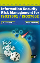 Information Security Risk Management for ISO27001/ISO27002