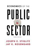 Economics Of The Public Sector Book PDF