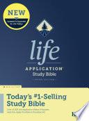 KJV Life Application Study Bible  Third Edition