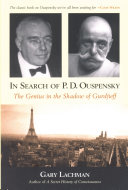 In Search of P  D  Ouspensky