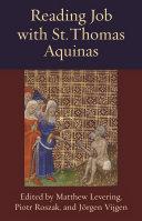Reading Job with St  Thomas Aquinas