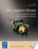 The Lightest Metals