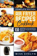 Air Fryer Recipes Cookbook