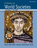 A History of World Societies Volume A  To 1500