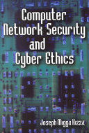 Computer Network Security And Cyber Ethics