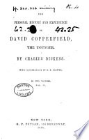 The Personal History and Experience of David Copperfield
