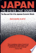 Japan: The System That Soured