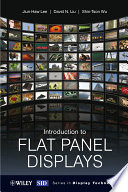 Introduction to Flat Panel Displays Book
