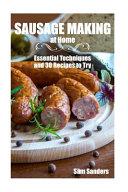Sausage Making at Home