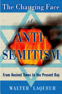 Pdf The Changing Face of Anti-Semitism Telecharger