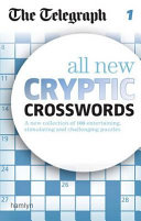All New Cryptic Crosswords