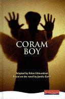 Pdf Coram Boy - Heinemann Plays For 11-14