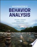 An Introduction to Behavior Analysis