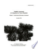 Viability Assessment of a Repository at Yucca Mountain: Total system performance assessment
