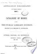 Australasian Bibliography